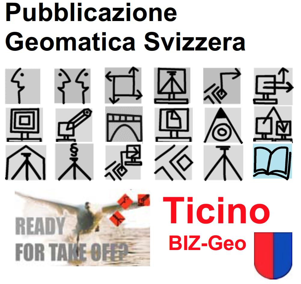 Pubblicazione Geomatica Svizzera 7-8 & 9/2019
